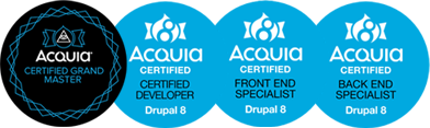 Erdfisch Certifications